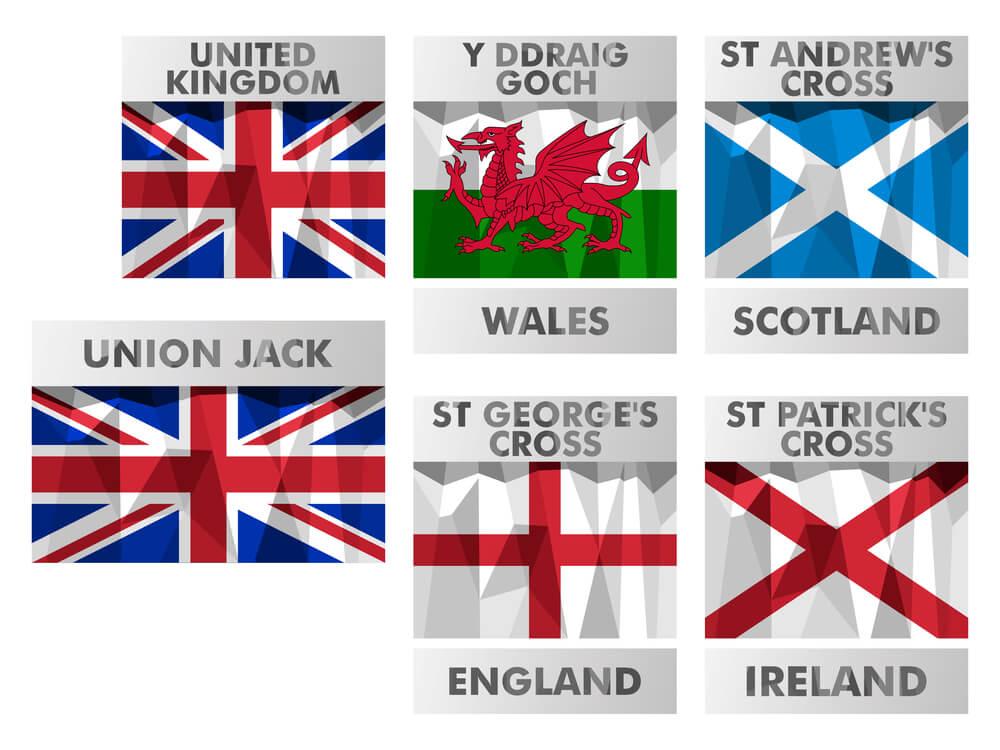 LONDON ENGLAND UK BRITAIN UNION JACK