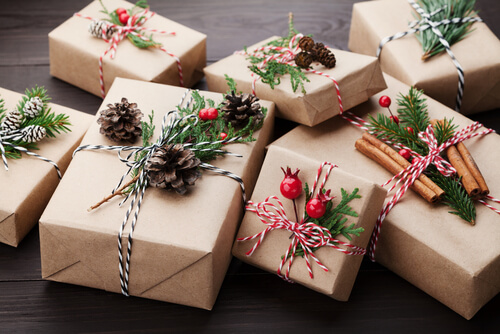 Christmas gifts wrapping creative ideas