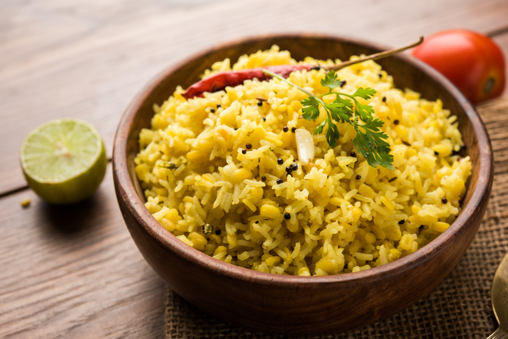 Khichdi tasty Indian dish
