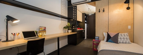 Studio Apartment Accessible - Gallery - 1