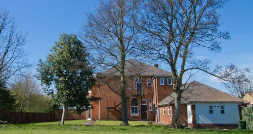 Radmoor House