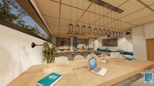 Welcoming single ensuite bedroom in a residence, in Isla de La Cartuja  - Gallery -  2
