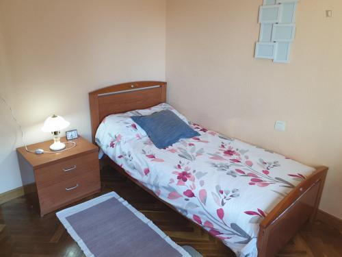 Very cool double bedroom in Barrio del Oeste  - Gallery -  5