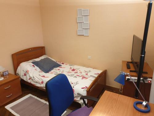 Very cool double bedroom in Barrio del Oeste  - Gallery -  4