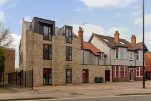 Broad Lane House