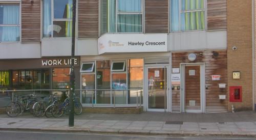 Camden Hawley Crescent