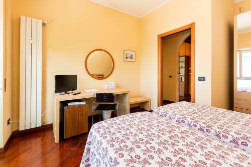 Wonderful twin bedroom within reach of Sapienza Università di Roma  - Gallery -  3
