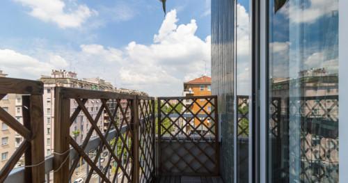 Wonderful 1-bedroom apartment near P.TA Genova FS metro station  - Gallery -  3