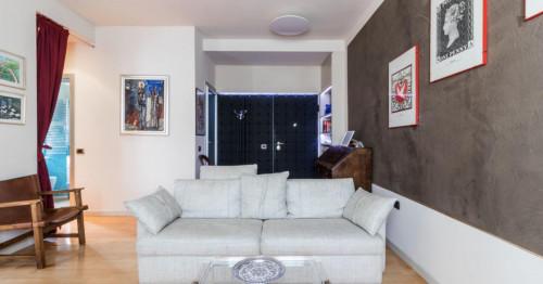 Wonderful 1-bedroom apartment near P.TA Genova FS metro station  - Gallery -  8