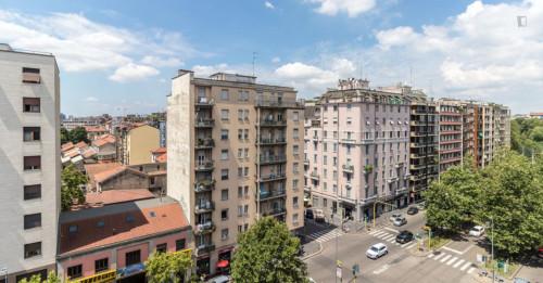 Wonderful 1-bedroom apartment near P.TA Genova FS metro station  - Gallery -  2