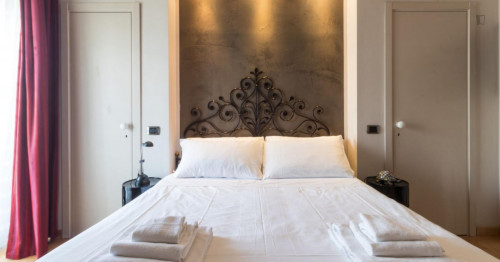Wonderful 1-bedroom apartment near P.TA Genova FS metro station  - Gallery -  5