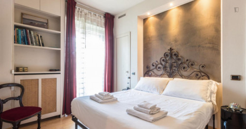Wonderful 1-bedroom apartment near P.TA Genova FS metro station  - Gallery -  6