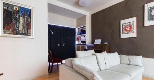 Wonderful 1-bedroom apartment near P.TA Genova FS metro station  - Gallery -  9