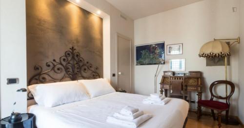 Wonderful 1-bedroom apartment near P.TA Genova FS metro station  - Gallery -  7