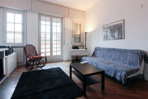 Wonderful 1-bedroom apartment, with outdoor area  - Gallery -  1