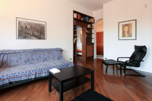 Wonderful 1-bedroom apartment, with outdoor area  - Gallery -  3