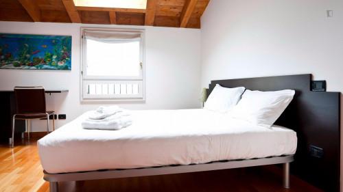 Welcoming apartment near De Angeli metro station  - Gallery -  1