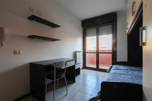 Very neat single bedroom in 3-bedroom flat, near Bicocca  - Gallery -  2