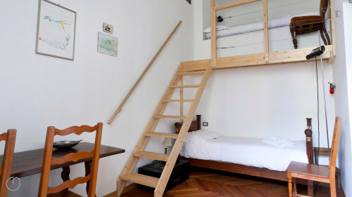 Very posh 2-bedroom flat next to Parco Sempione  - Gallery -  3