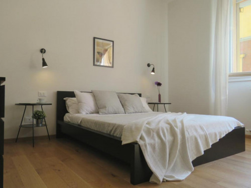Wonderful 3-bedroom apartment close to Porta San Felice  - Gallery -  1