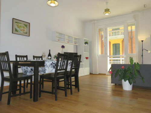 Wonderful 3-bedroom apartment close to Porta San Felice  - Gallery -  4