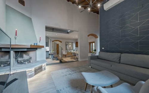Vintage 2-bedroom apartment in Santa Maria Novella  - Gallery -  4