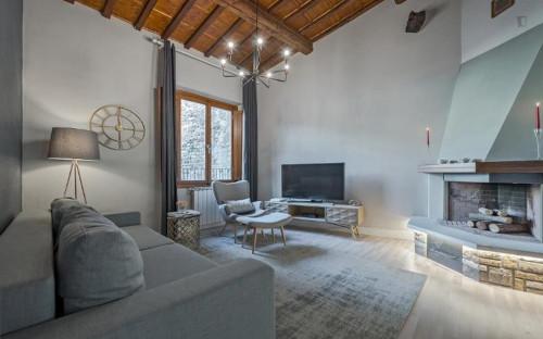 Vintage 2-bedroom apartment in Santa Maria Novella  - Gallery -  7