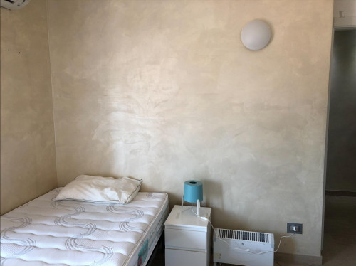TRASTEVERE - Graziosa stanza singola, con balcone, vicino la stazione  - Gallery -  2
