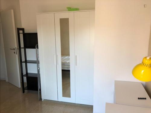 TRASTEVERE - Graziosa stanza singola, con balcone, vicino la stazione  - Gallery -  3