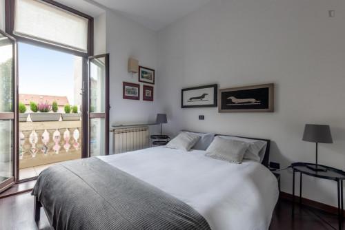 Urban 1-bedroom apartment in Milano Lancetti  - Gallery -  2
