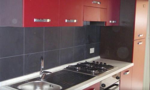 Stylish 2-bedroom apartment in Quartiere IX Appio Latino  - Gallery -  3