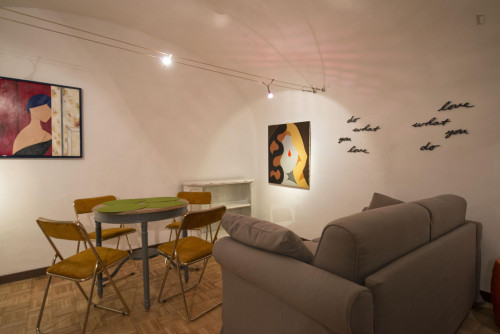 Warm and pleasant studio apartment in the central Rione I Monti neighbourhood  - Gallery -  3