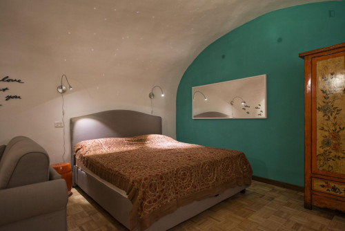 Warm and pleasant studio apartment in the central Rione I Monti neighbourhood  - Gallery -  2