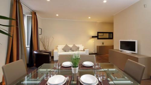 Very cool 2-bedroom flat in Monti  - Gallery -  4