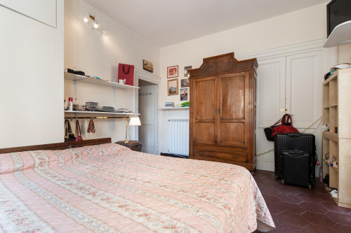 Student-friendly double bedroom in Rione XV Esquilino  - Gallery -  3