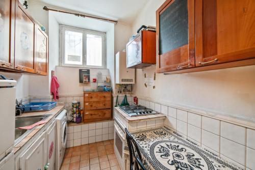 Very nice single bedroom close to the Furio Camillo metro  - Gallery -  7