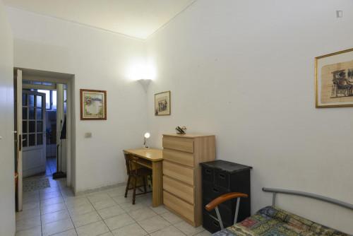 Very nice single bedroom close to the Furio Camillo metro  - Gallery -  4