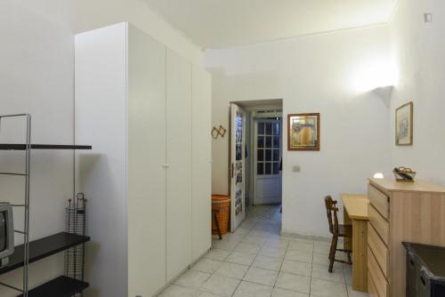 Very nice single bedroom close to the Furio Camillo metro  - Gallery -  5
