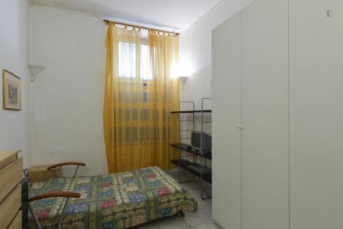 Very nice single bedroom close to the Furio Camillo metro  - Gallery -  3