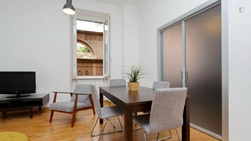 Wonderful 2-bedroom apartment near Foro di Nerva  - Gallery -  8