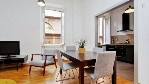 Wonderful 2-bedroom apartment near Foro di Nerva  - Gallery -  7