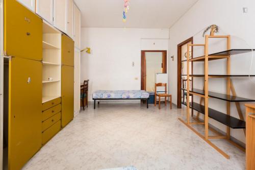 Twin bedroom in Boccea neighbourhood  - Gallery -  2