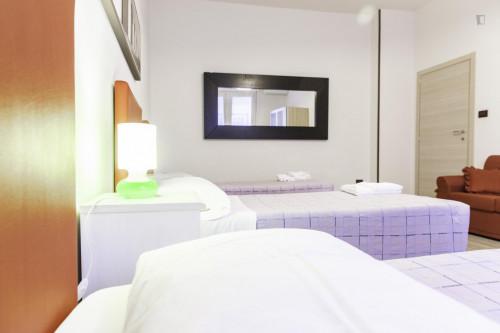Very luxurious 3-bedroom apartment in the Municipio IX district  - Gallery -  9