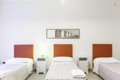 Very luxurious 3-bedroom apartment in the Municipio IX district  - Gallery -  4