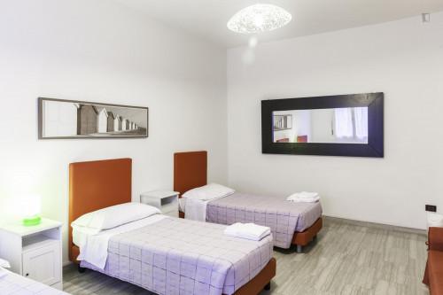 Very luxurious 3-bedroom apartment in the Municipio IX district  - Gallery -  5