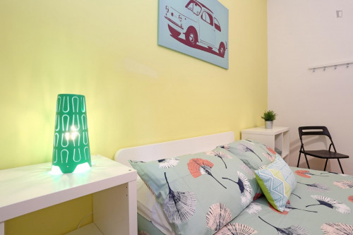 Well-lit double bedroom close to the Stadio Olimpico  - Gallery -  6