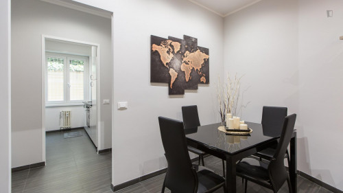 Welcoming 2-bedroom apartment near LUISS Guido Carli  - Gallery -  9