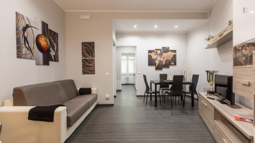 Welcoming 2-bedroom apartment near LUISS Guido Carli  - Gallery -  6