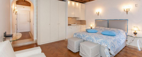 Stunning studio with a lovely balcony view, in Centro Storico  - Gallery -  2