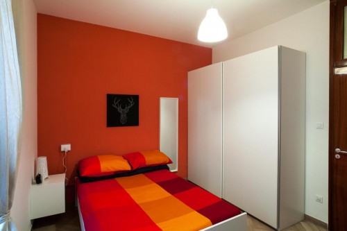 Well-lit double bedroom in Centro  - Gallery -  2